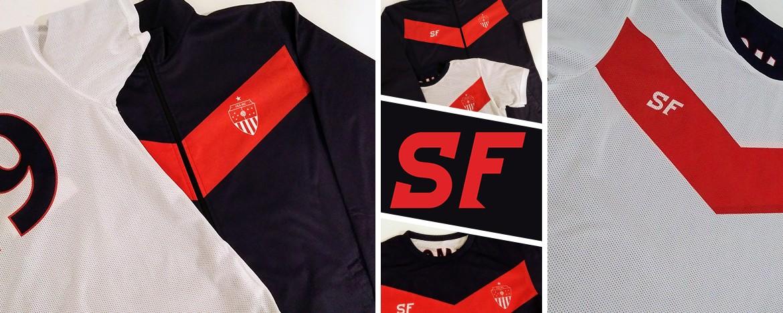 SF-Teamwear Blue & Red